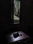 Telephone in Che's command center in  Cuevas de los Portales.